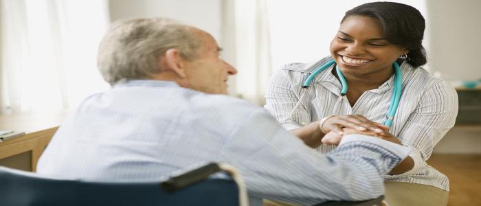 Home Health Aide Training Slider