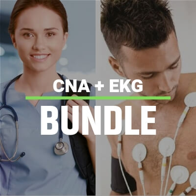CNA EKG Progam Bundle