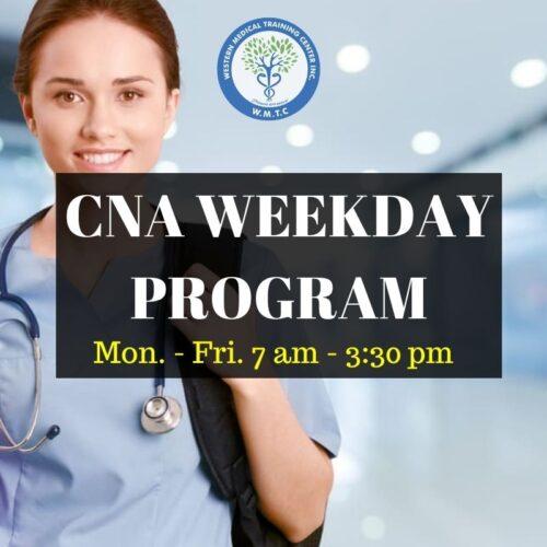 22 Day CNA Weekday Program