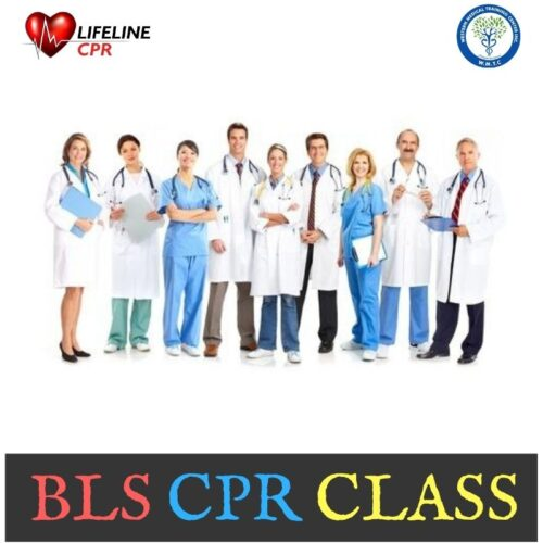 BLS CPR CLASS